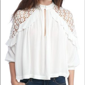 🌸New Listing🌸NWT Free People Little Of Love Top